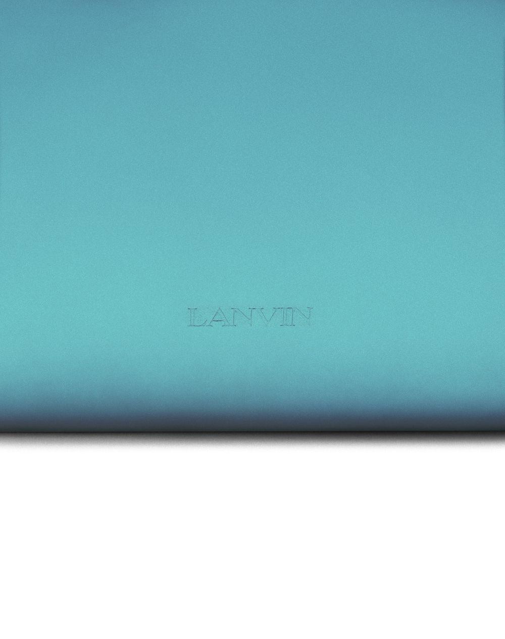 ELECTRIC BLUE MAGOT CLUTCH - Lanvin