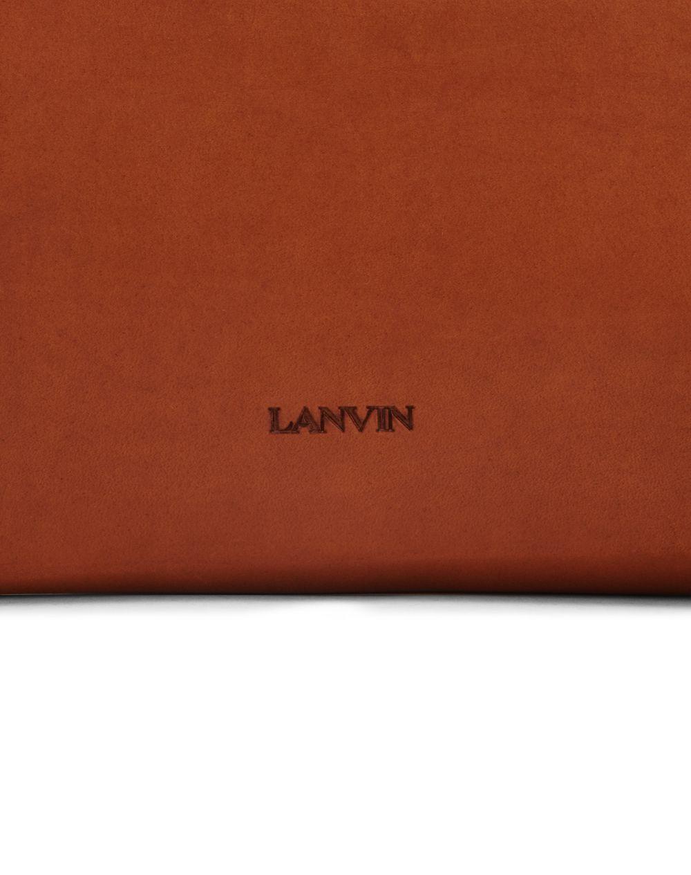 MAGOT BABAR PRINT CLUTCH - Lanvin