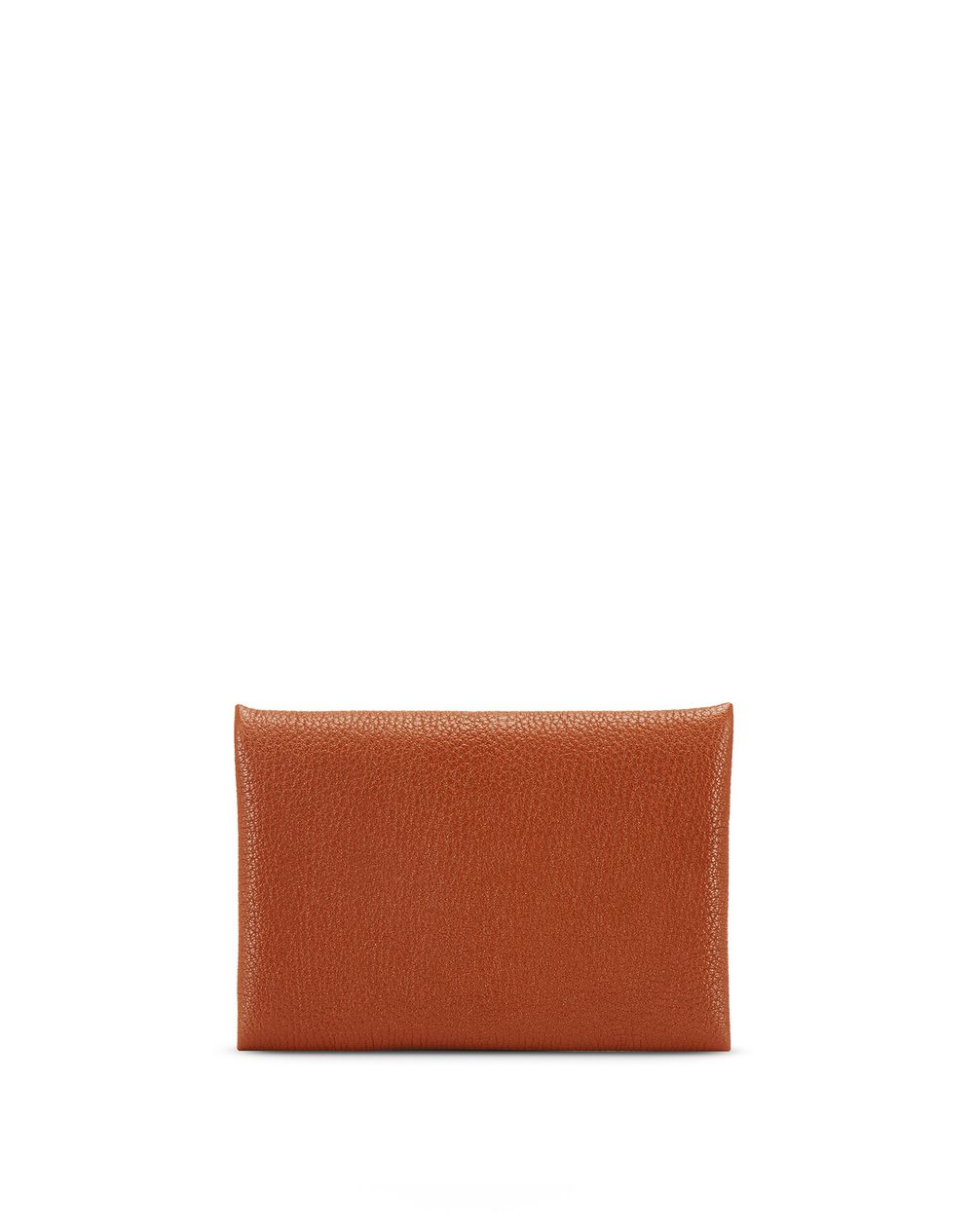 EARTH-COLOURED ENVELOPE CLUTCH - Lanvin