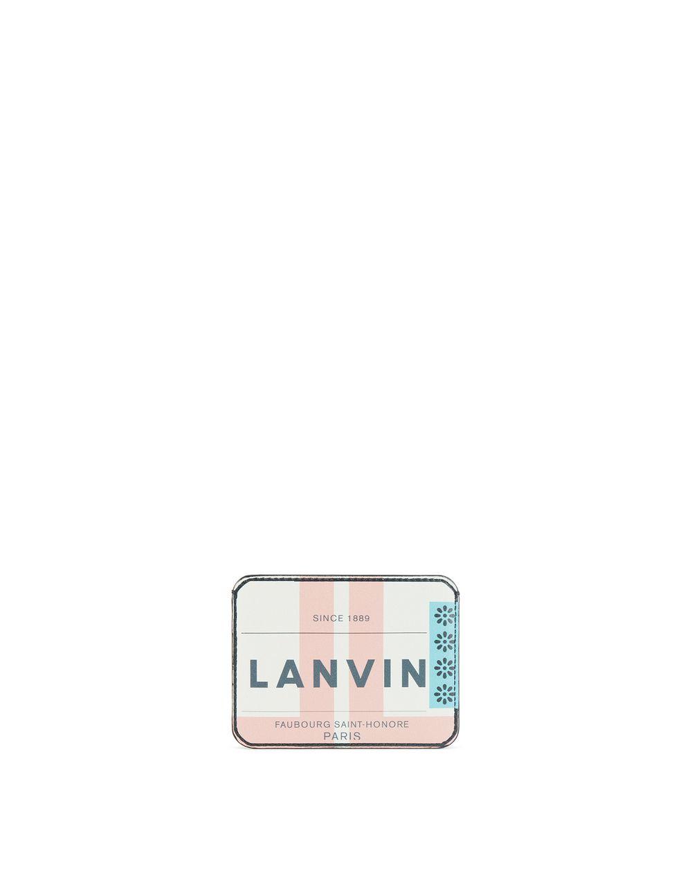 LANVIN-PRINT CARD HOLDER - Lanvin