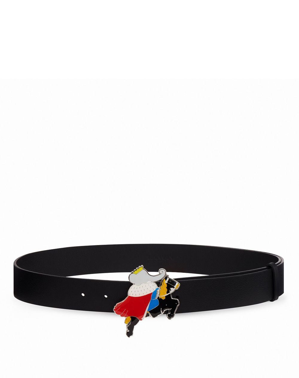 LEATHER BABAR BELT - Lanvin