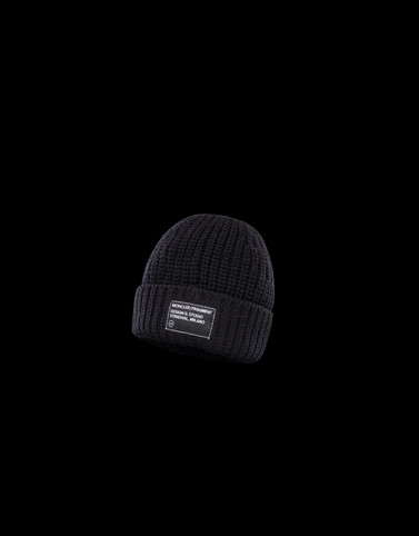HAT Black New in Man