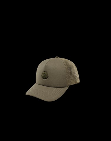 BASEBALL HAT Military green Hats Man