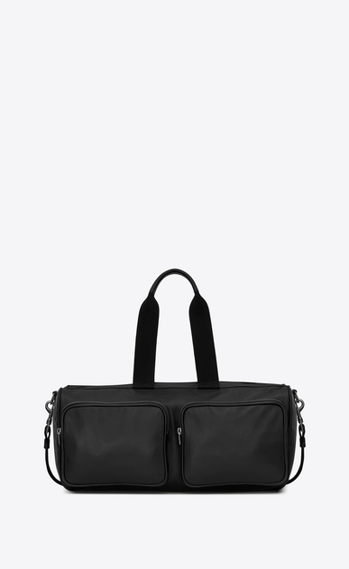 SUBWAY DUFFLE gym bag in lambskin
