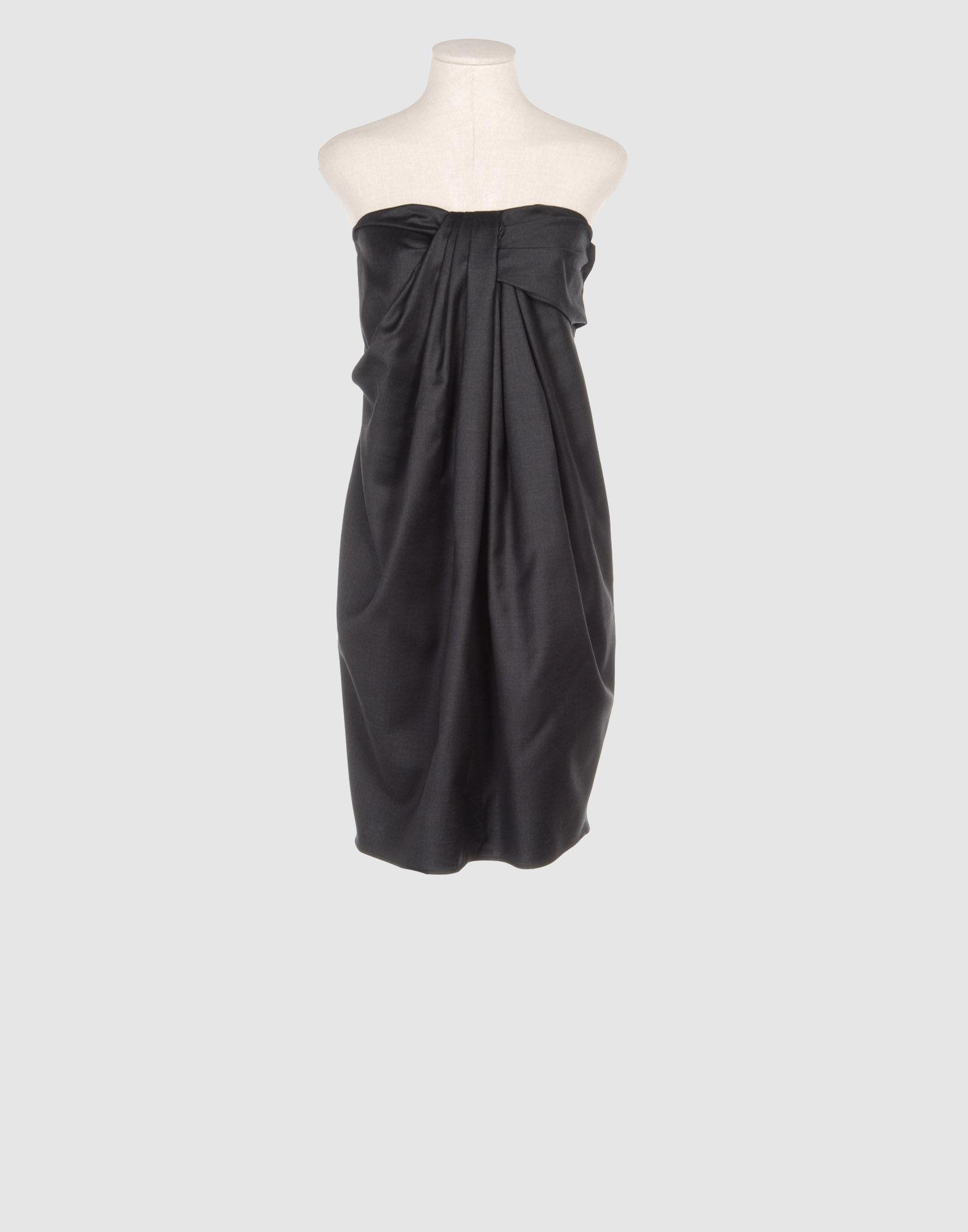 HACHE Короткое платье цена 2017