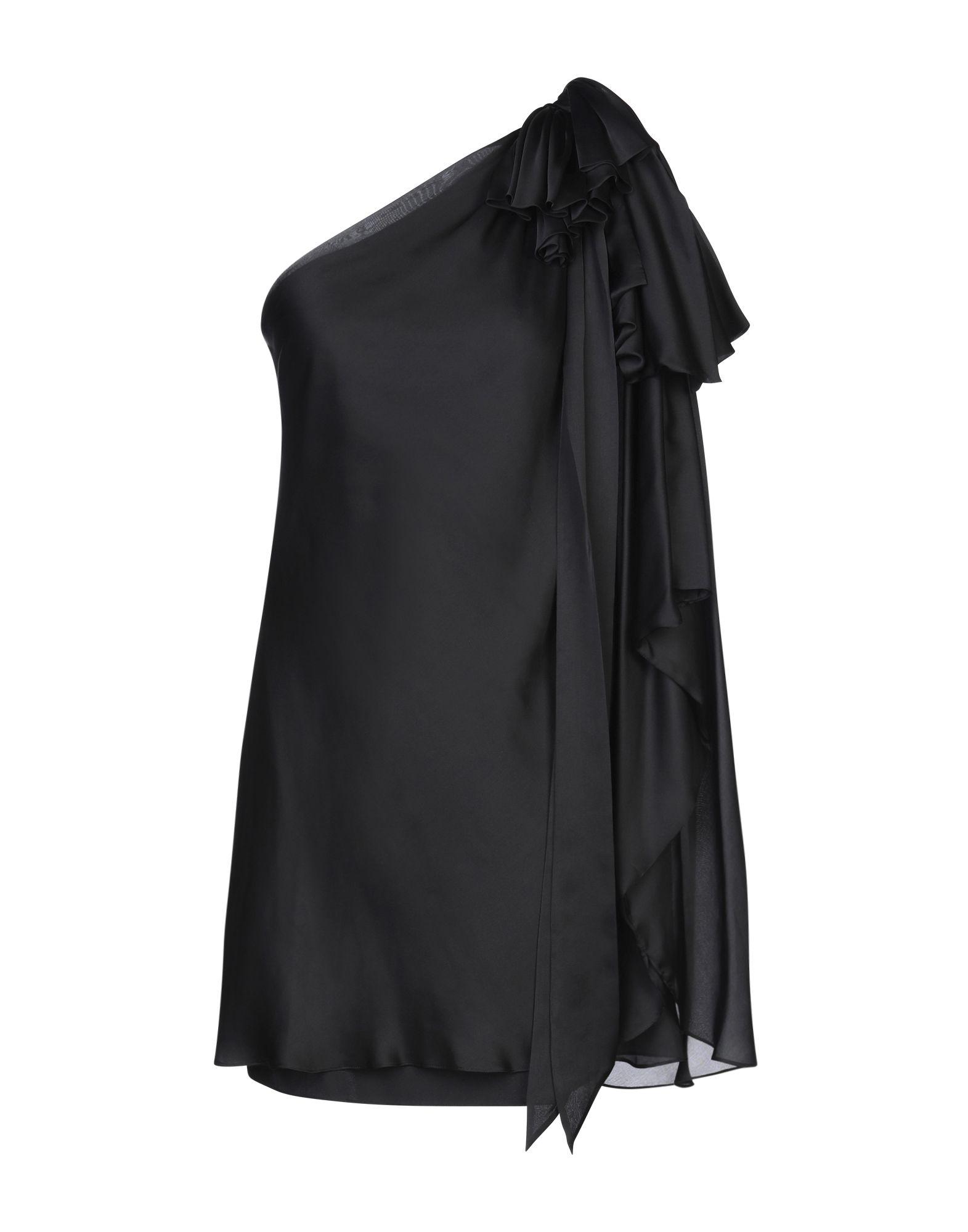 TEMPERLEY LONDON Короткое платье pieces короткое платье