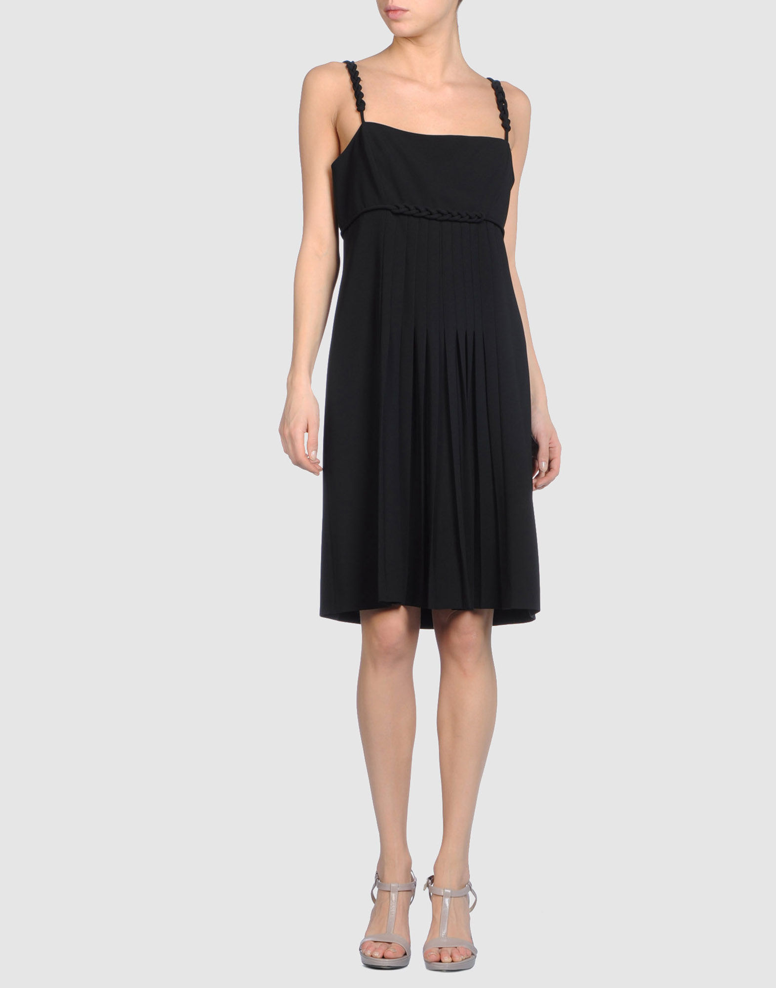 MOSCHINO Короткое платье petri короткое платье