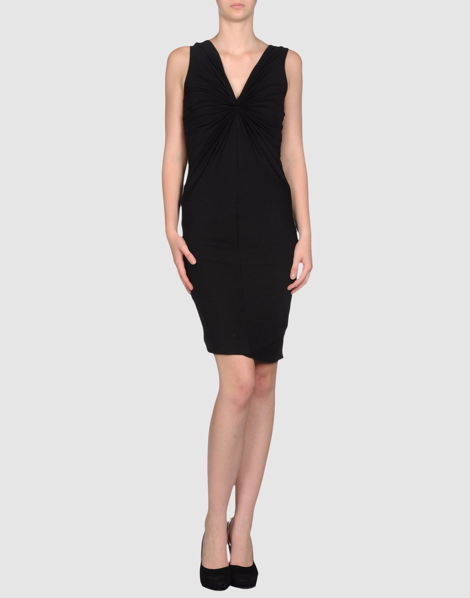 MAGAZZINI DEL SALE Короткое платье замок врезной kale 2009 цилиндровый латунь