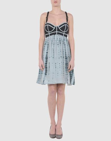 Фото VALENTINE GAUTHIER Короткое платье. Купить с доставкой