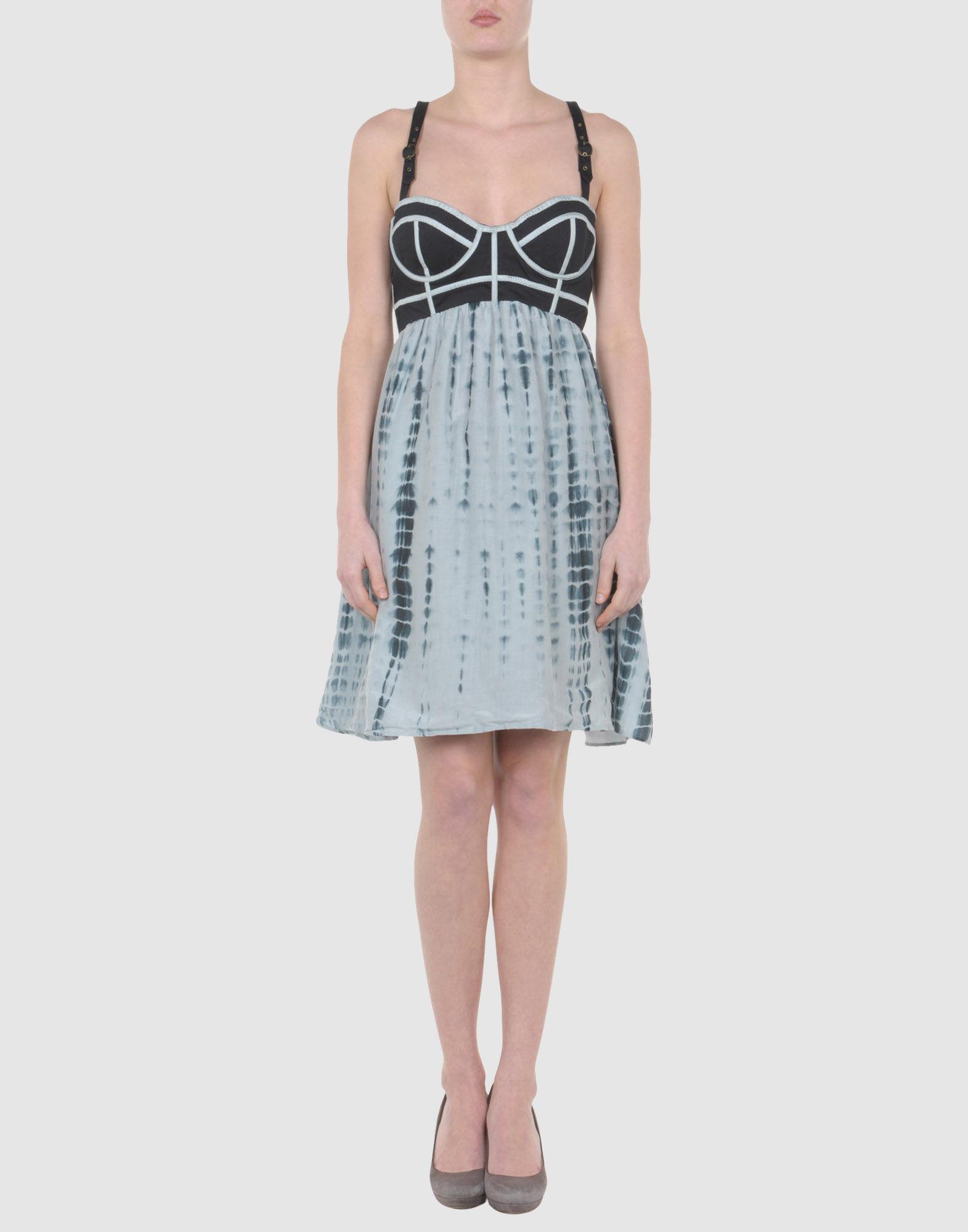 VALENTINE GAUTHIER Короткое платье цена 2017
