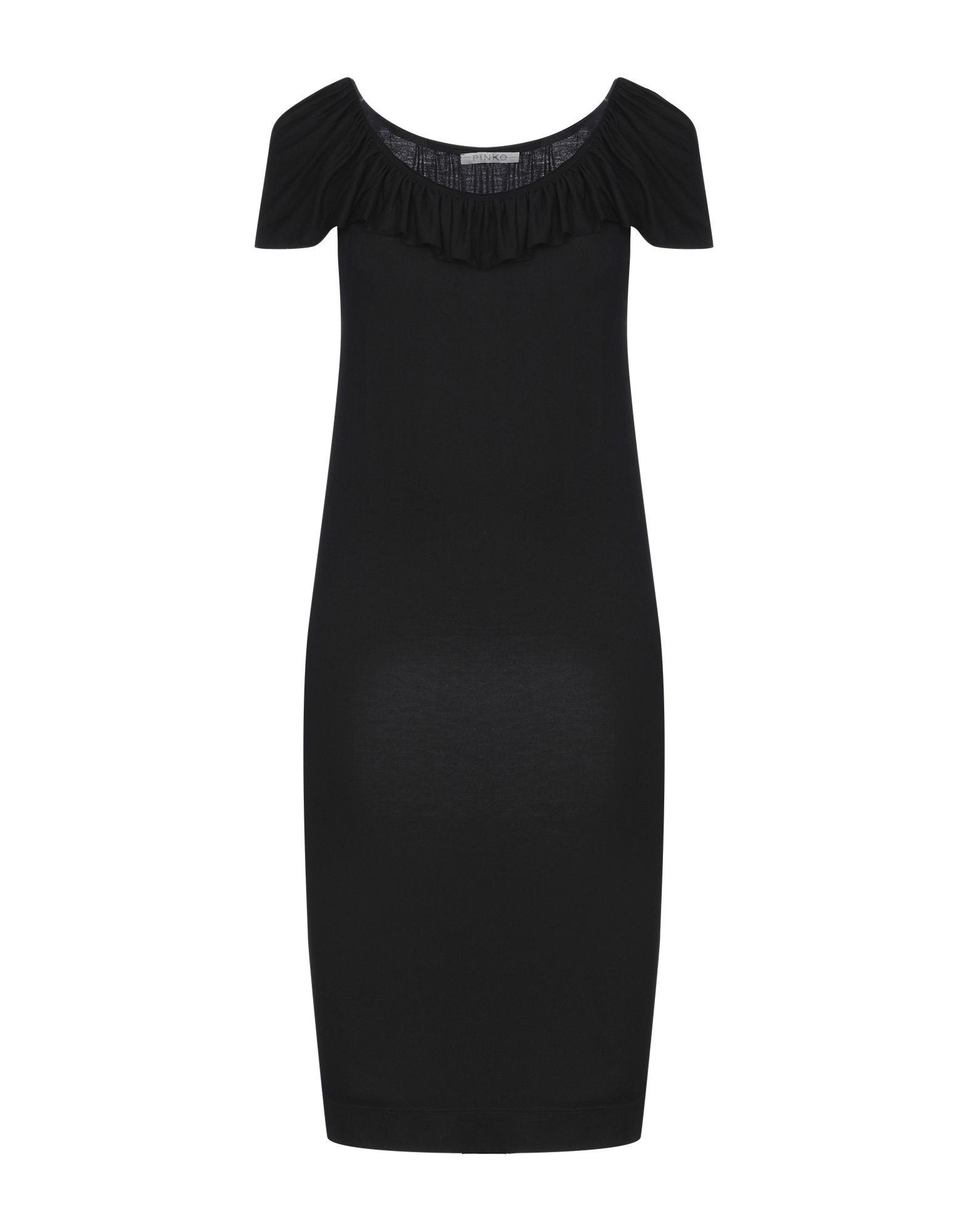 PINKO Короткое платье pieces короткое платье