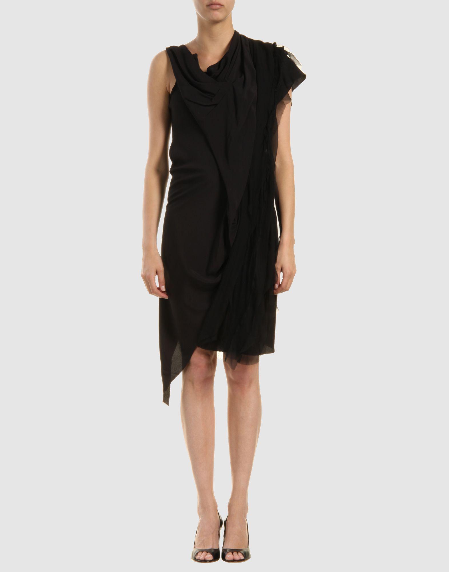 цена ANNE VALERIE HASH Короткое платье онлайн в 2017 году