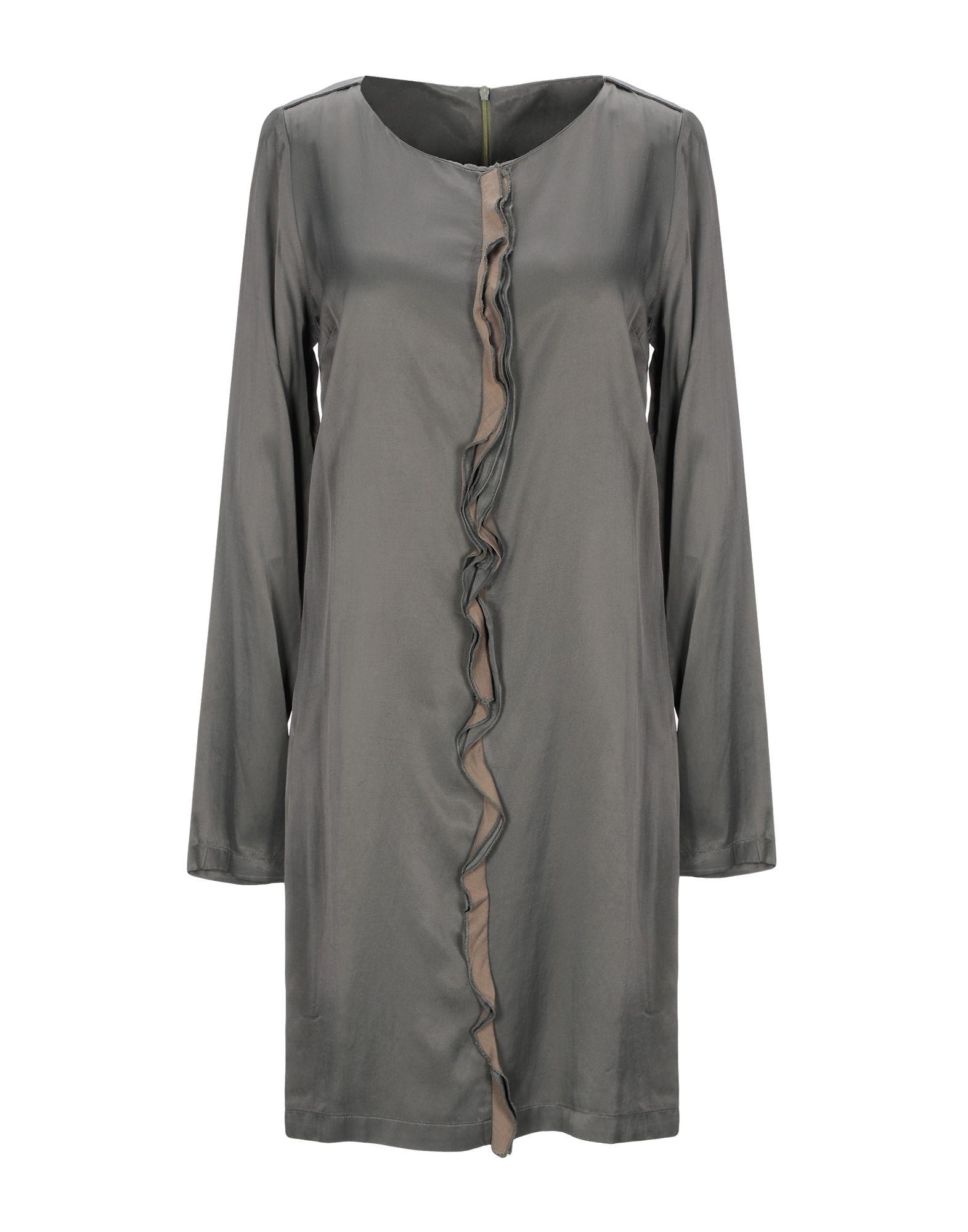 DOUUOD Короткое платье aubrun claudine au voleur