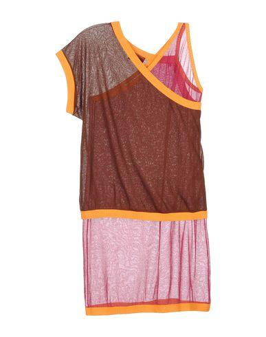 Фото MISSONI Короткое платье. Купить с доставкой