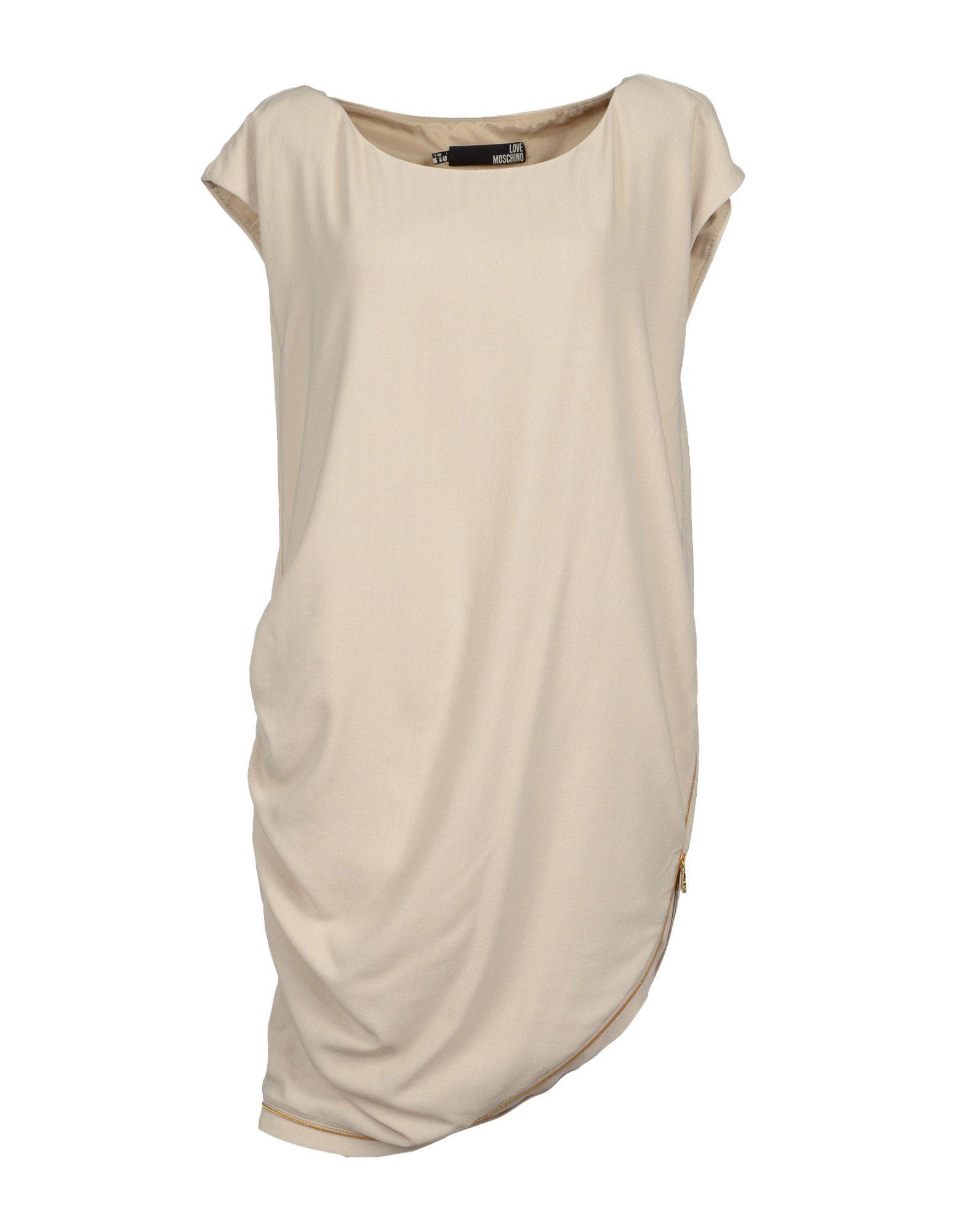 LOVE MOSCHINO | LOVE MOSCHINO Short Dresses 34341294 | Goxip