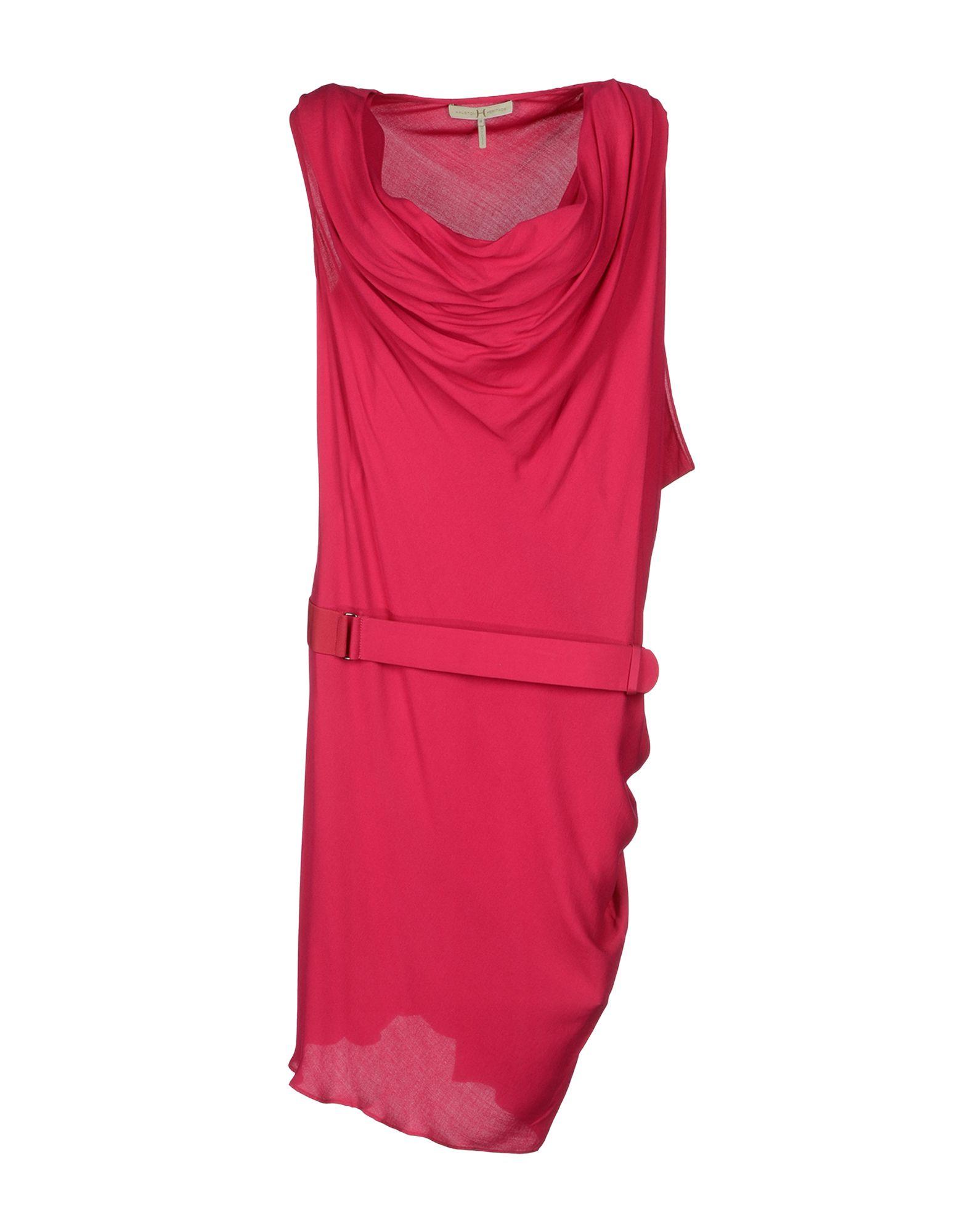 где купить HALSTON HERITAGE Платье до колена по лучшей цене