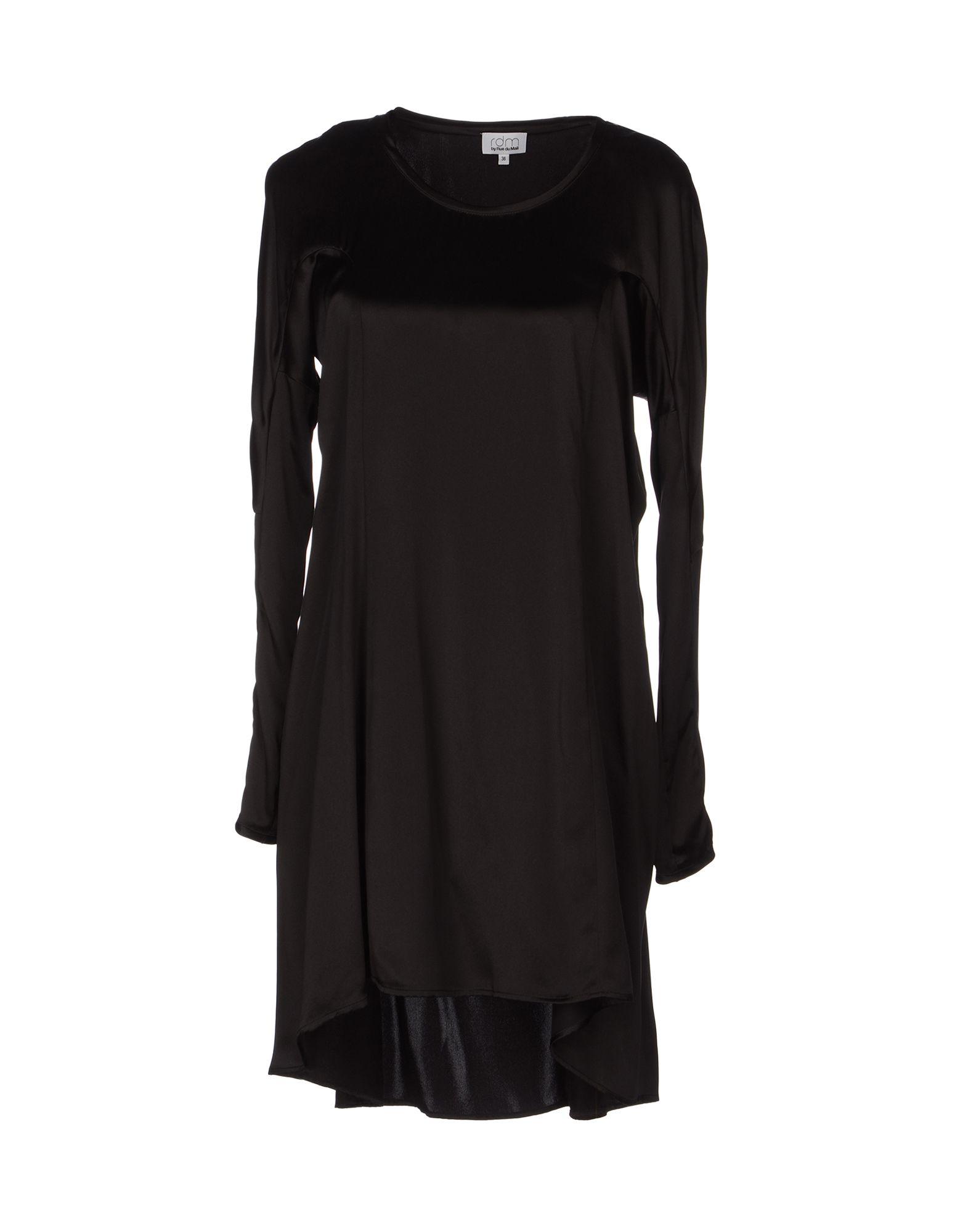RUE DU MAIL Короткое платье цена 2017