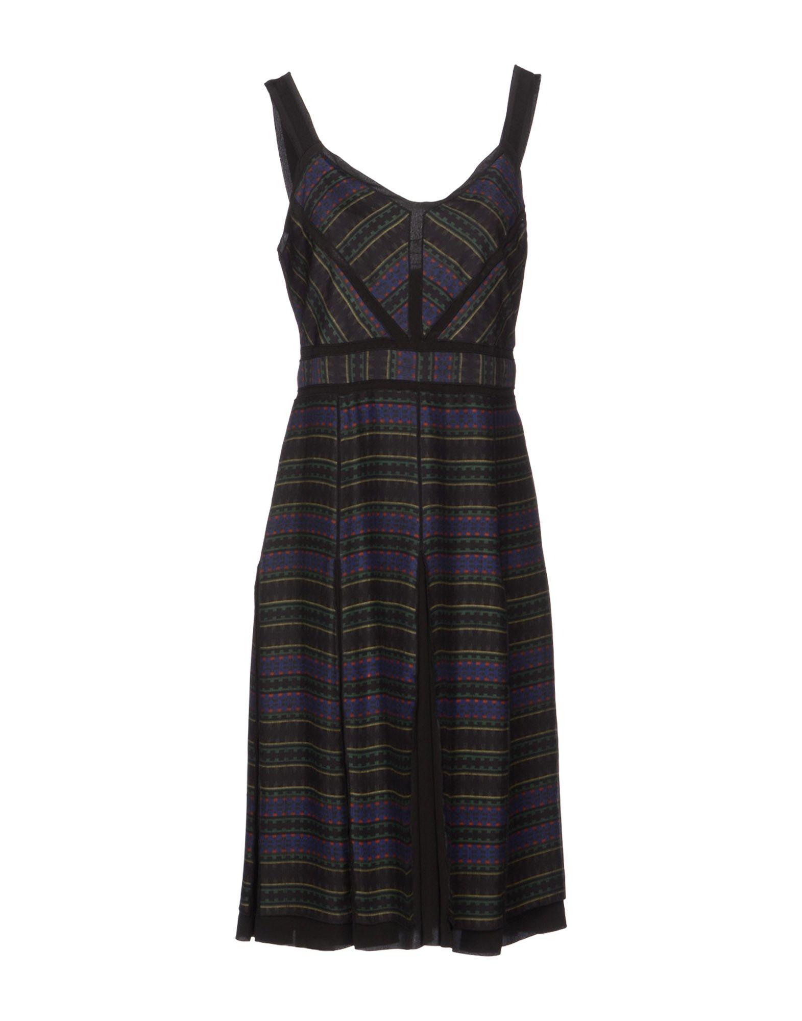 все цены на PROENZA SCHOULER Платье длиной 3/4 онлайн