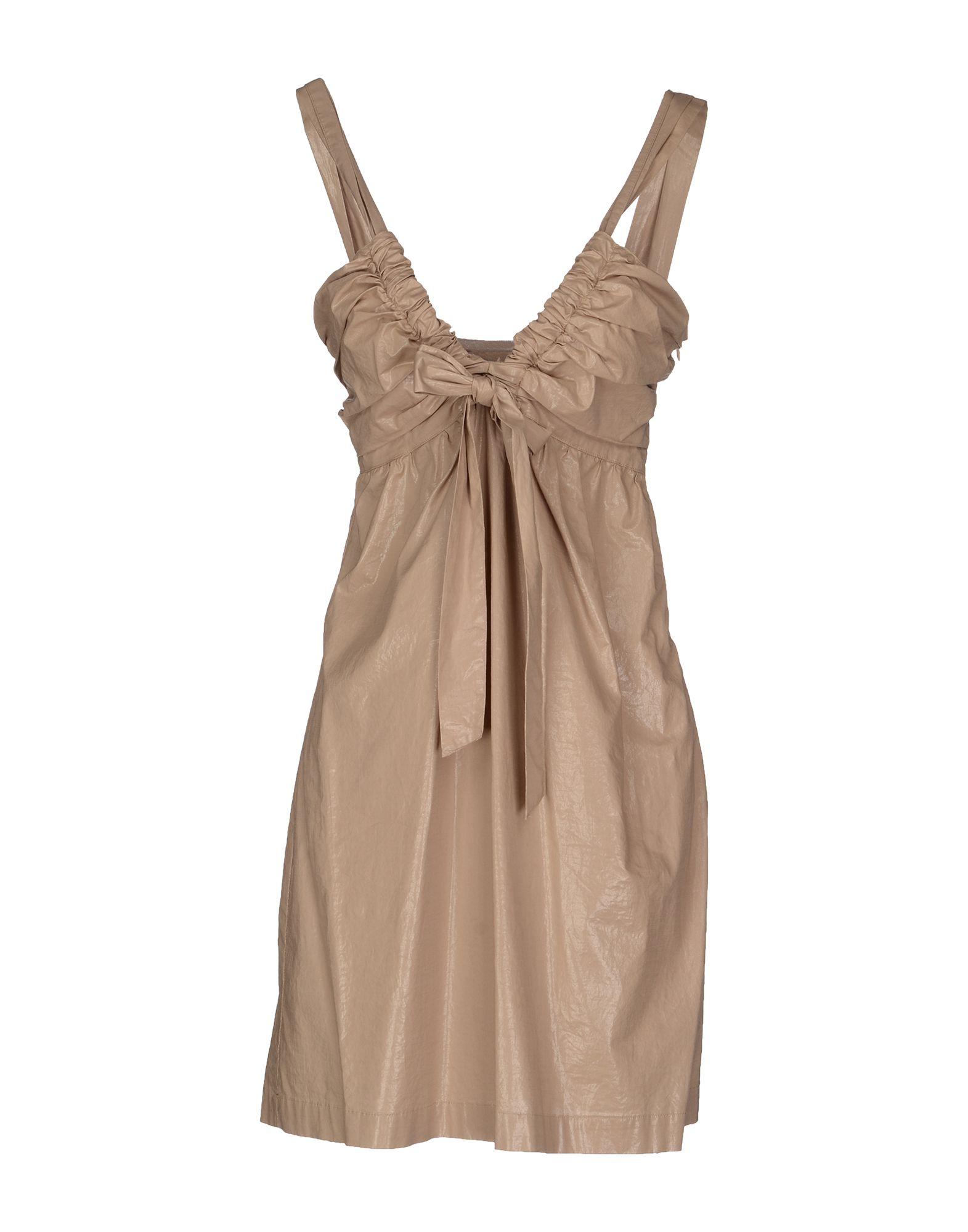 MANUEL RITZ Короткое платье manuel luciano короткое платье