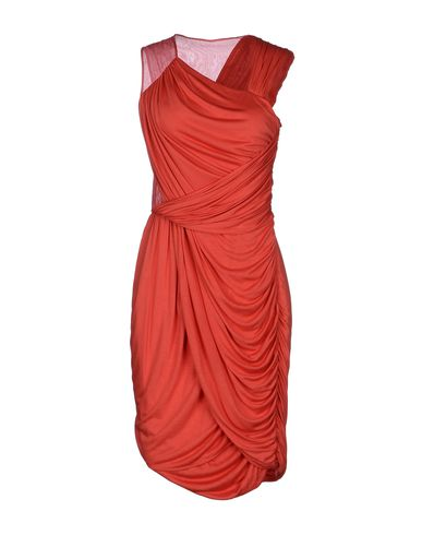 Короткое платье FENDI 34392012OQ