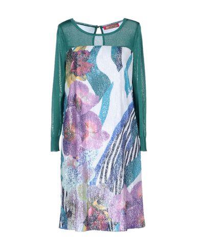 Фото ANGELO MARANI Короткое платье. Купить с доставкой