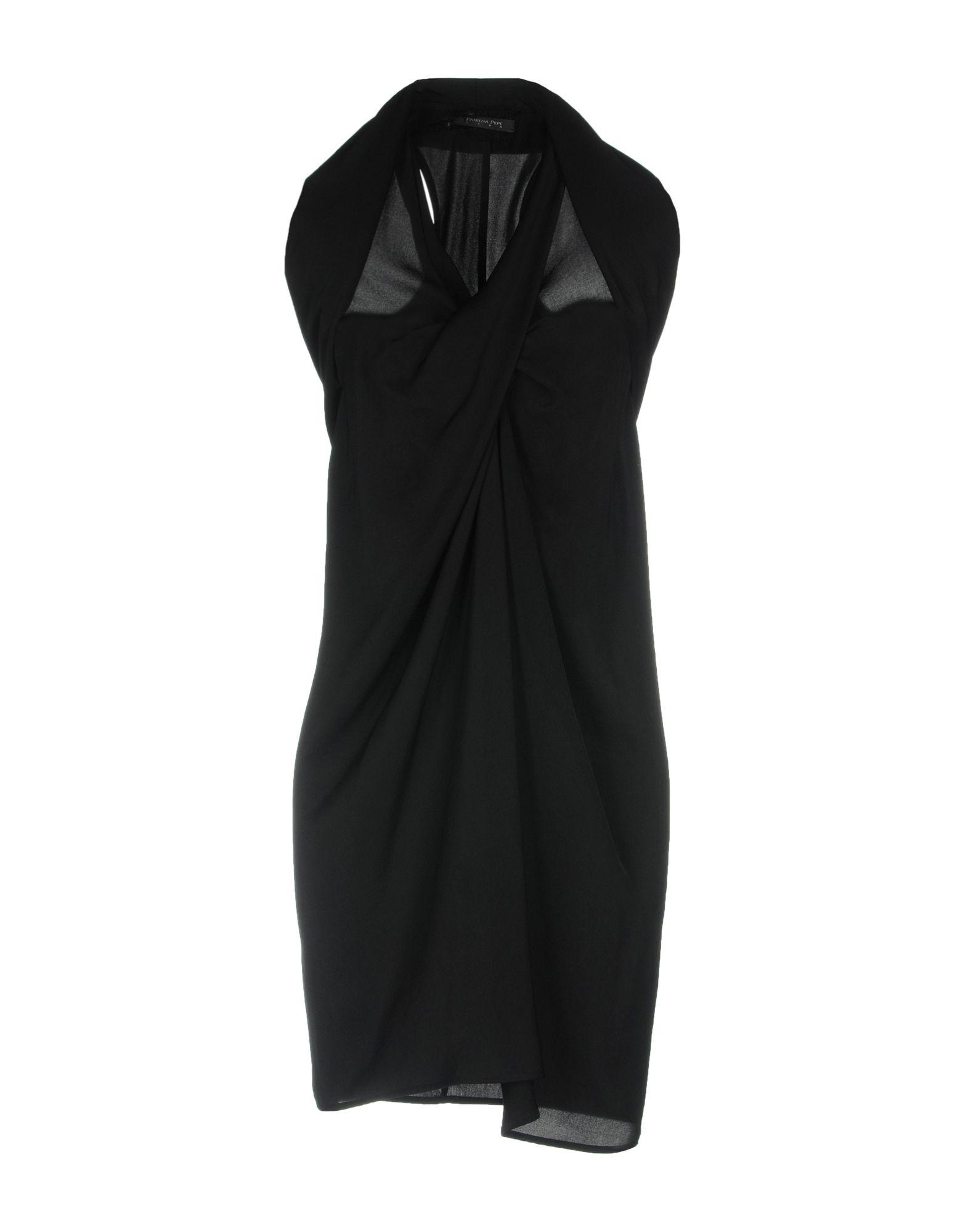 PATRIZIA PEPE SERA Платье до колена цена и фото