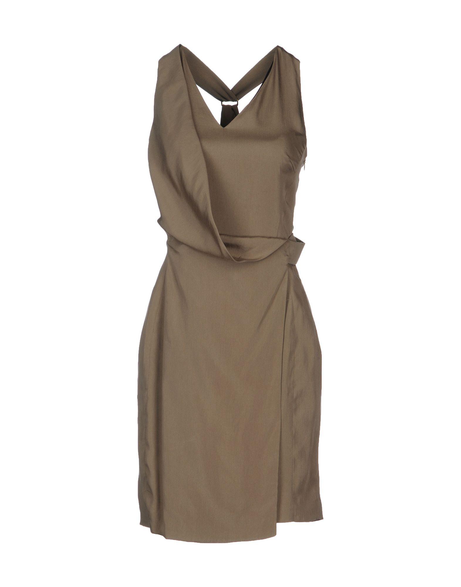 GIULIANO FUJIWARA Короткое платье giuliano fujiwara короткое платье