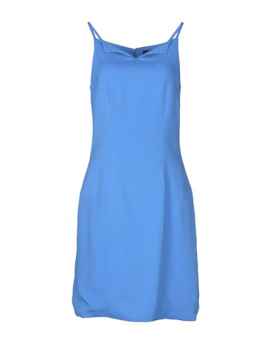 Фото GIULIANO FUJIWARA Короткое платье. Купить с доставкой
