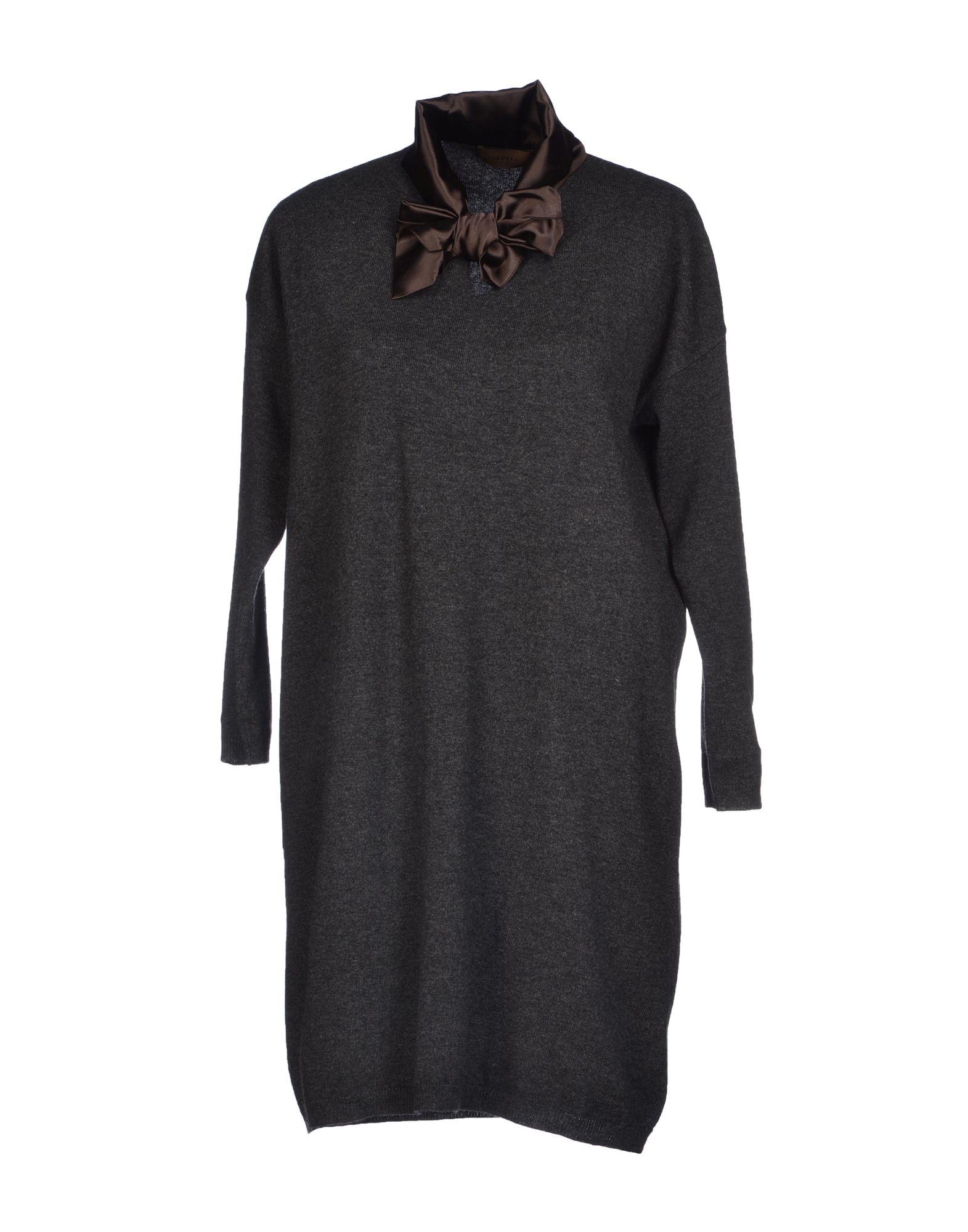 ALPHA MASSIMO REBECCHI Короткое платье напольные колонки attitude alpha 3500