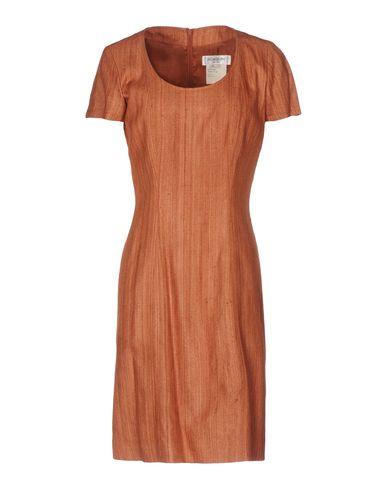 Фото YVES SAINT LAURENT VARIATION Короткое платье. Купить с доставкой