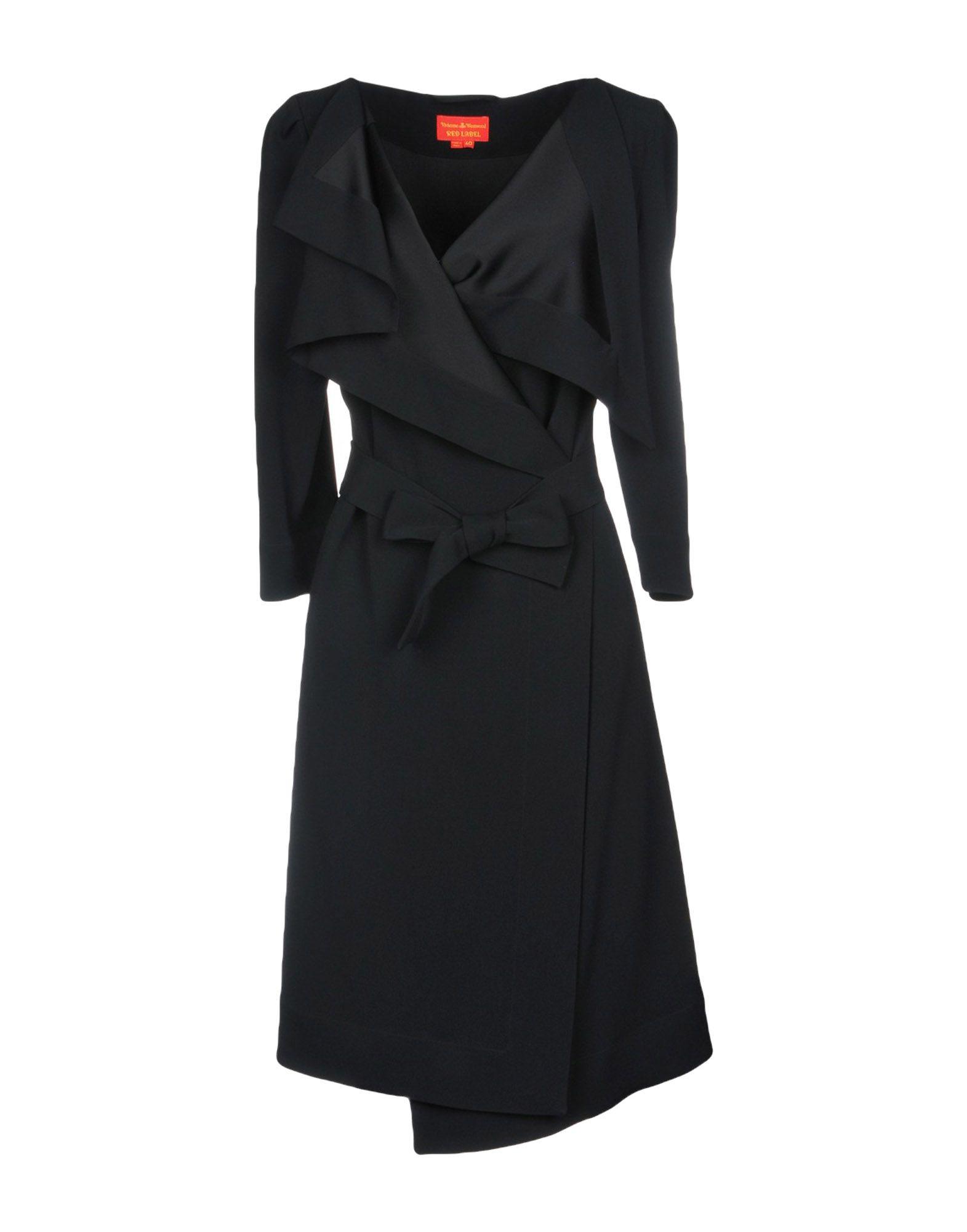 VIVIENNE WESTWOOD RED LABEL Платье до колена cv red label