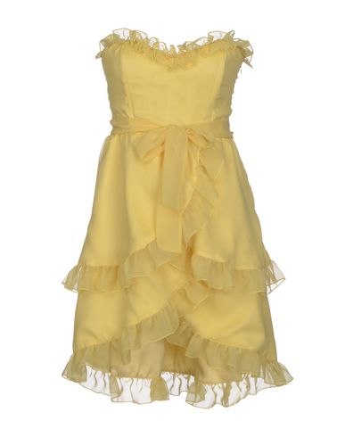 Фото PINK BOW Короткое платье. Купить с доставкой