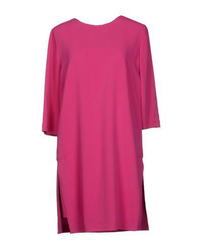 Фото ANNA RAVAZZOLI Короткое платье. Купить с доставкой