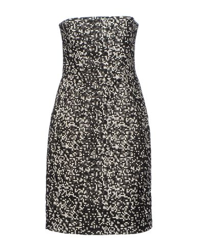 Фото DSQUARED2 Короткое платье. Купить с доставкой