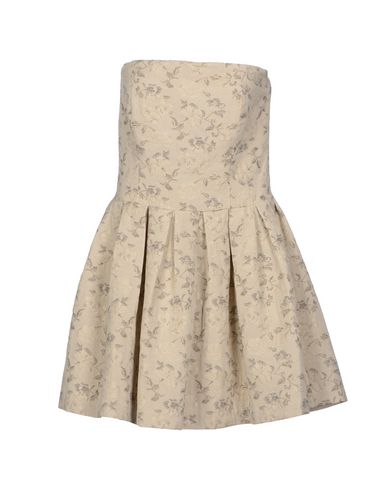 Короткое платье NOSHUA 34459171EC
