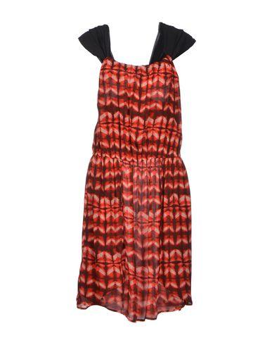 Фото GAT RIMON Платье до колена. Купить с доставкой