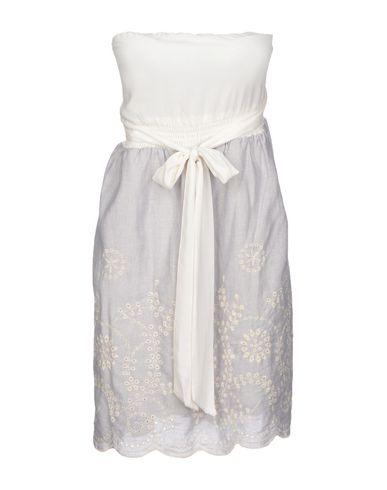 Фото DUCK FARM Короткое платье. Купить с доставкой