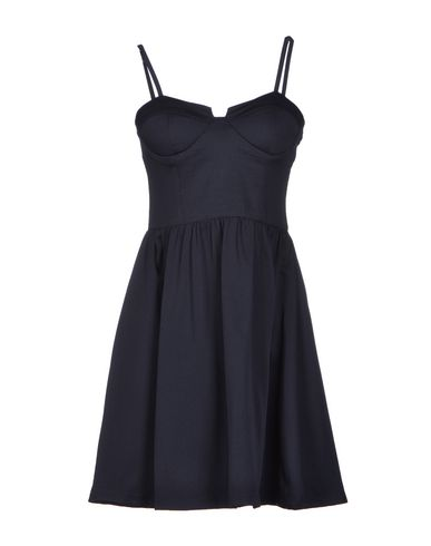 Фото RARE LONDON Короткое платье. Купить с доставкой