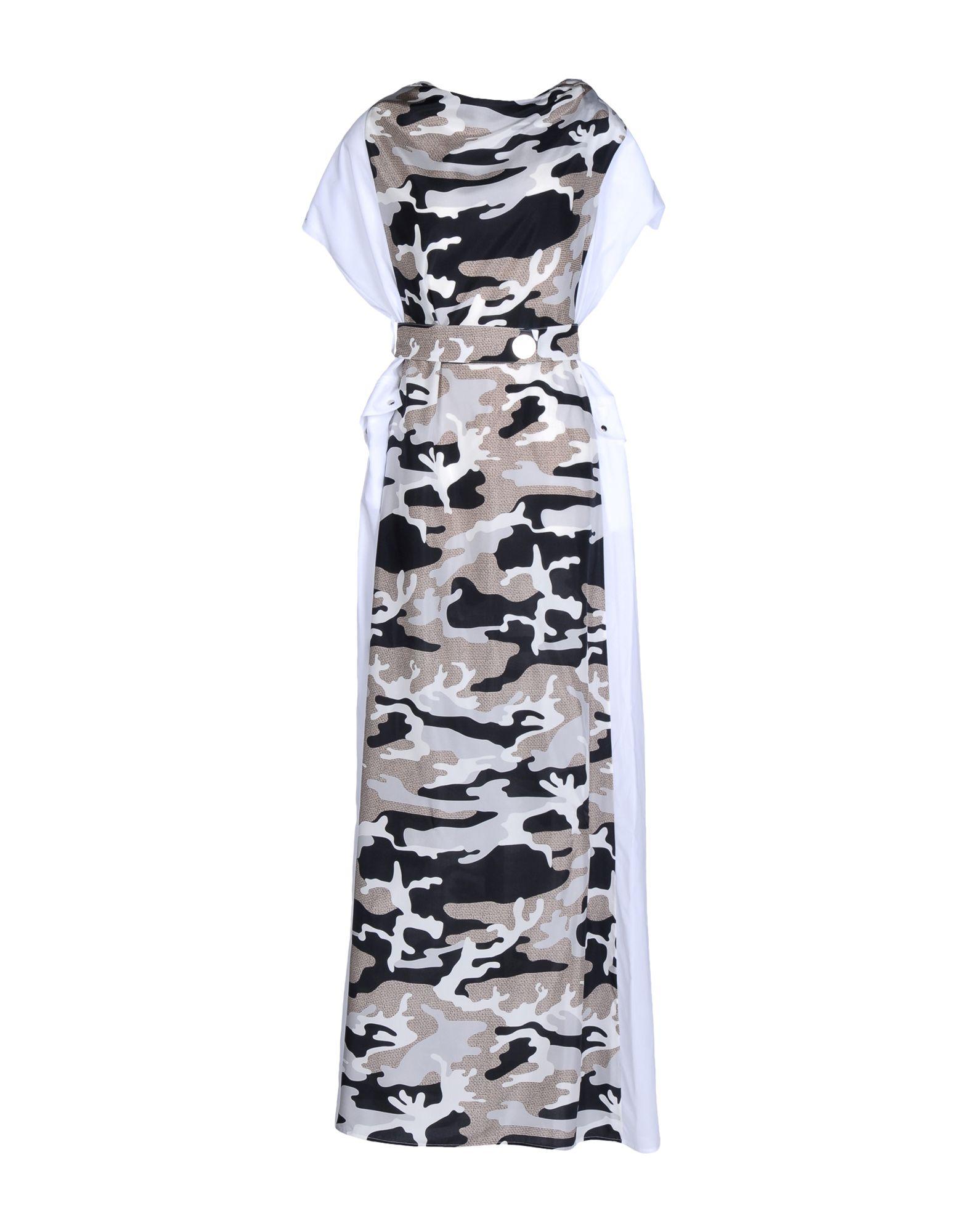 где купить  JC de CASTELBAJAC Длинное платье  по лучшей цене