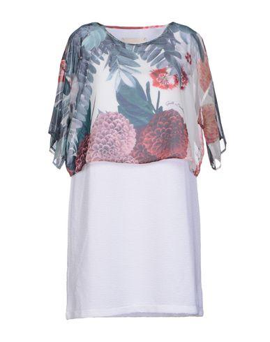 Фото GAëLLE BONHEUR Короткое платье. Купить с доставкой