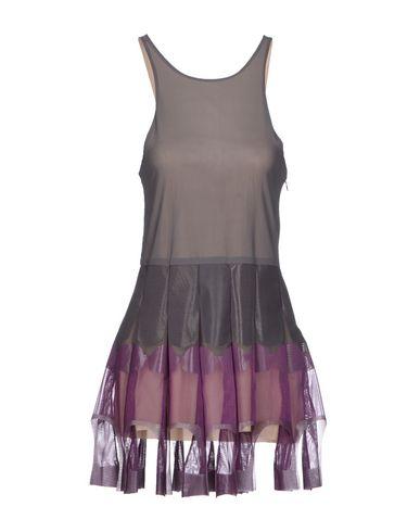 Фото LÉA PECKRE Короткое платье. Купить с доставкой