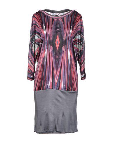 Фото CUSTO BARCELONA Короткое платье. Купить с доставкой