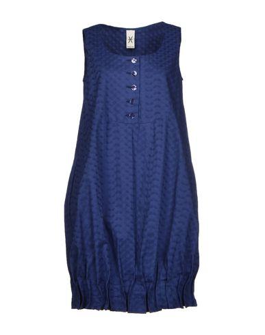 Фото CORINNA CAON Короткое платье. Купить с доставкой