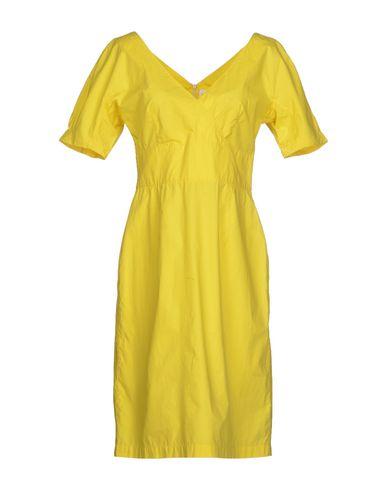 Фото CALIBAN RUE DE MATHIEU EDITION Платье до колена. Купить с доставкой