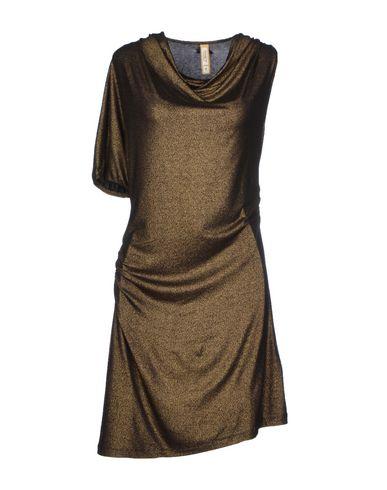 Фото MET Короткое платье. Купить с доставкой