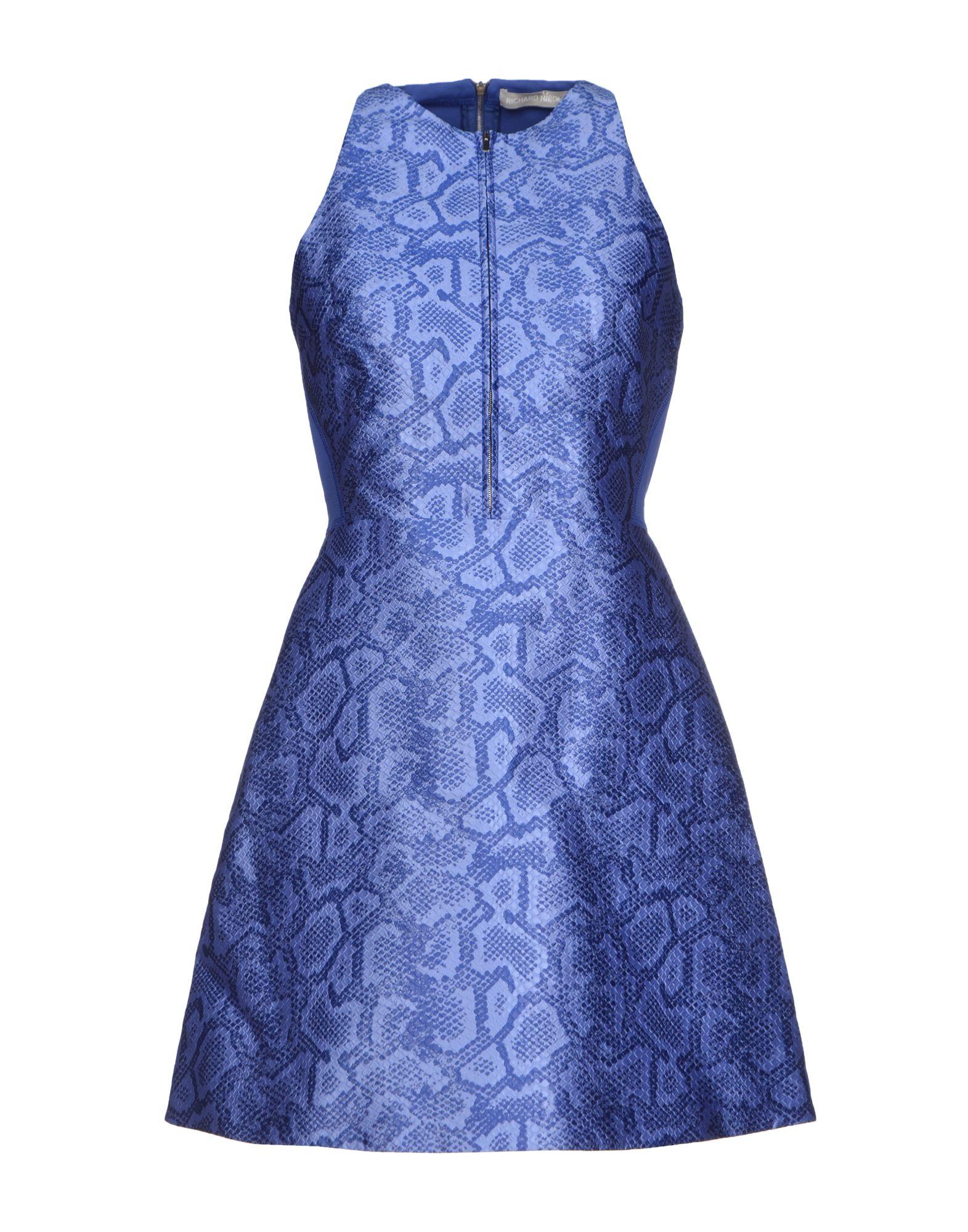 RICHARD NICOLL Короткое платье richard nicoll короткое платье