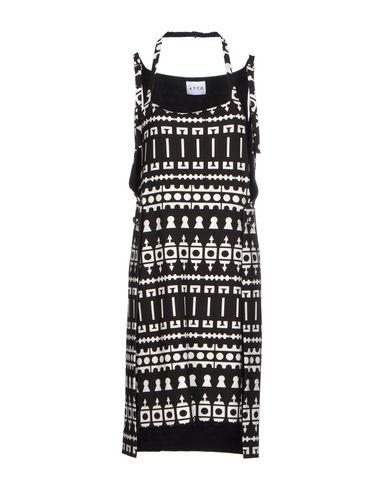 Фото ATTO Короткое платье. Купить с доставкой