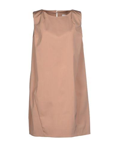 Фото GIANLUCA CAPANNOLO Короткое платье. Купить с доставкой