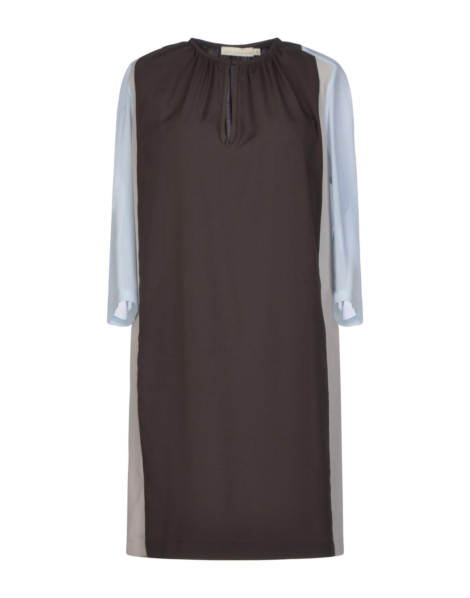 купить TROU AUX BICHES Короткое платье по цене 2000 рублей