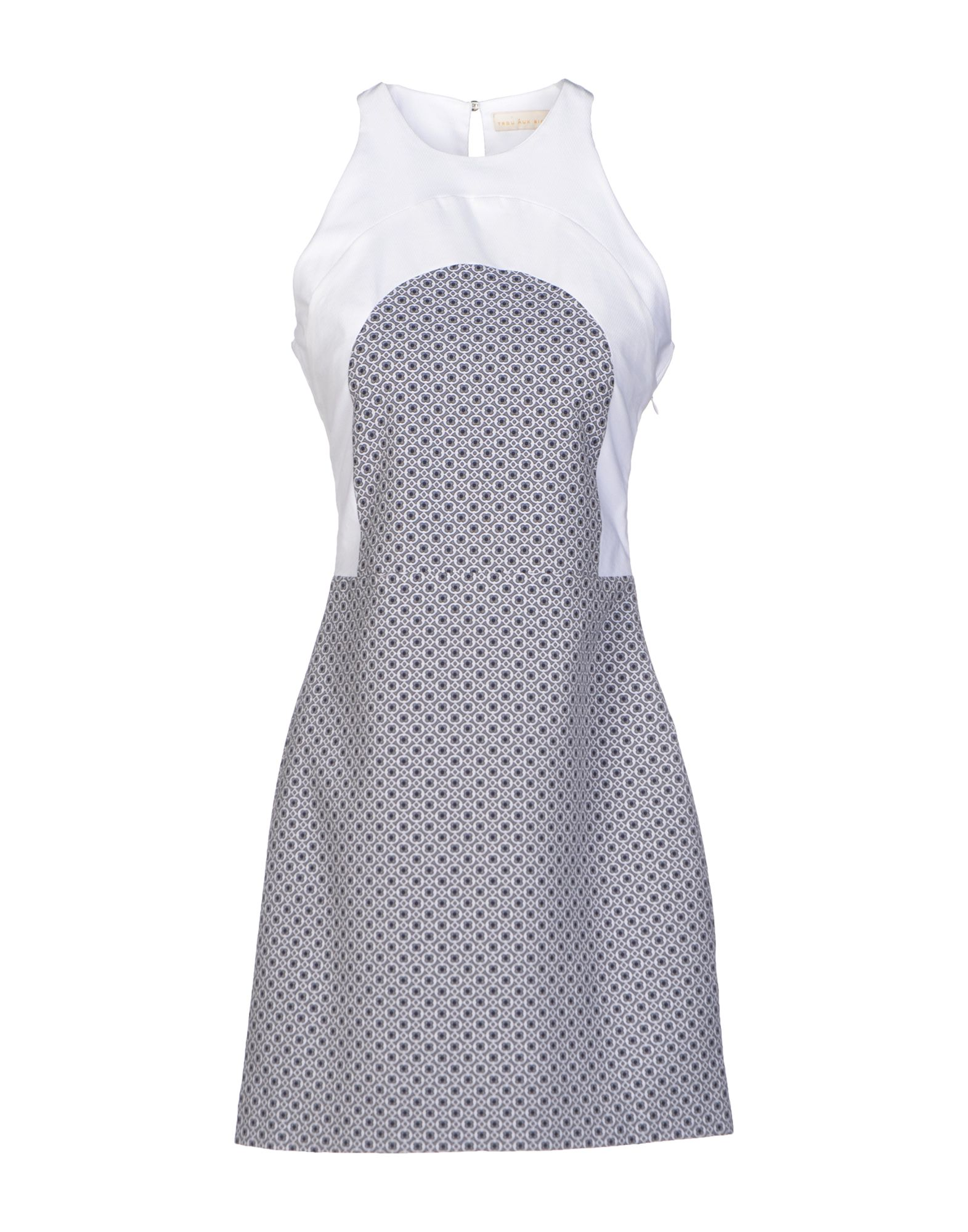 TROU AUX BICHES Короткое платье trou aux biches топ без рукавов